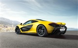 2013 McLaren P1 supercar HD fonds d'écran