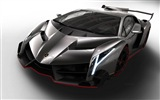 2013 Lamborghini Veneno Luxus-Supersportwagen HD Wallpaper