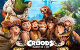 Die Croods HD Film Wallpaper