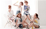 Girl's Day Korea pop music girls HD wallpapers