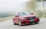 2014 Mercedes-Benz E-Klasse Coupe HD Wallpaper