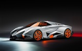 Lamborghini Egoista Concept supercar HD wallpapers