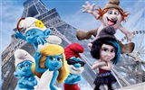 The Smurfs 2 HD movie wallpapers