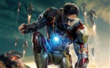 2013 Iron Man 3 newest HD wallpapers