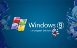 Microsoft Windows 9 Système thème HD wallpapers #19