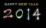 2014 New Year Theme HD Wallpapers (2) #12