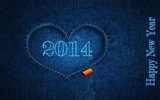 2014 New Year Theme HD Wallpapers (2) #15