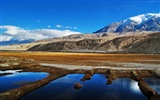 Pamirs beautiful scenery HD wallpapers