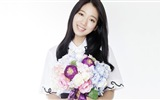 Actrice sud-coréenne Park Shin Hye HD Wallpapers #12