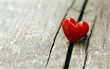 The theme of love, creative heart-shaped HD wallpapers #9