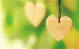 The theme of love, creative heart-shaped HD wallpapers #20
