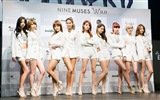 El grupo femenino de Corea wallpapers Nine Muses HD #20