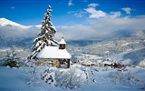 Winter snow beautiful scenery HD wallpapers #20