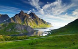 Wallpapers hermosas nórdicos HD paisajes naturales