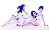 Stellar Korean music girls group  HD wallpapers