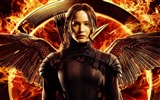 The Hunger Games: Fond d'écran HD Mockingjay