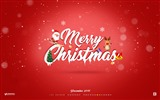December 2016 Christmas theme calendar wallpaper (1)