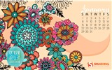 January 2017 calendar wallpaper (2) #14