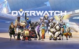 Overwatch, hot game HD wallpapers #1