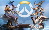 Overwatch, hot game HD wallpapers #13