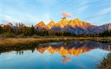 USA Grand Teton National Park nature landscape HD wallpapers