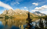 USA Grand Teton National Park nature landscape HD wallpapers #9